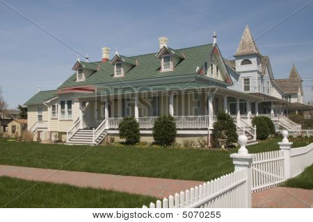 Cape May Victorians