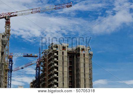 hdb building under construction