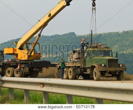 Repair Of The Road