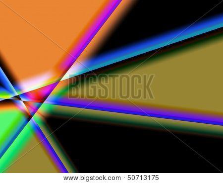 Prisms Of Colour