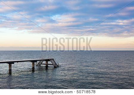 Pier At resund