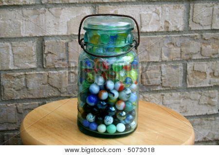 Marble Jar