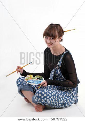 Female Artist