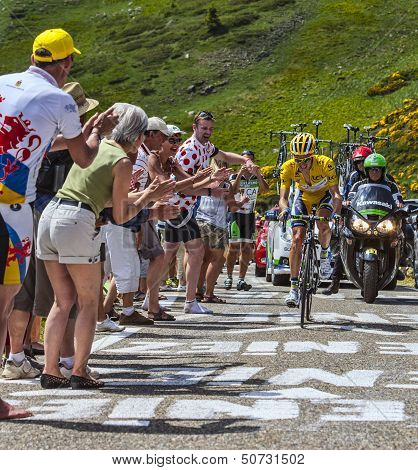 Yellow Jersey, Daryl Impey
