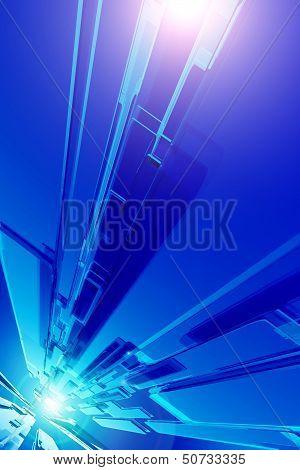 Hitech Blue