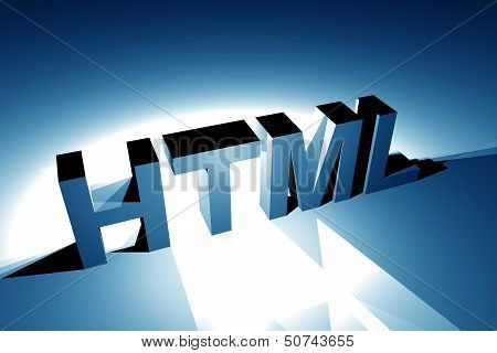 Html 3D Illustration