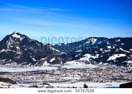 Allgaeu Winter