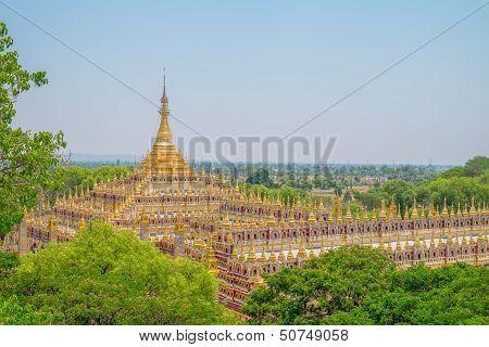 Beautiful Buddhist Pagoda