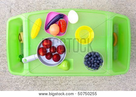 Play And Eat Time Tray