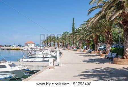 Baska Voda,Makarska Riviera,Dalmatia,Croatia