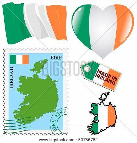 National Colours Of Ireland