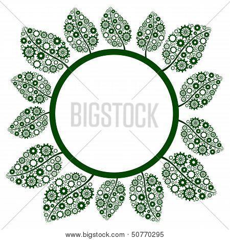 Green Gears Circle