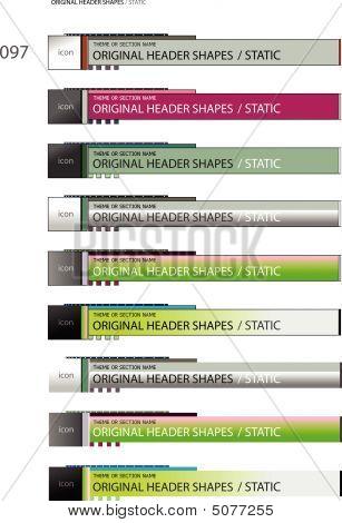 Original Header Shapes 97