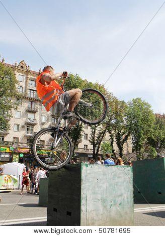 Bike tricks