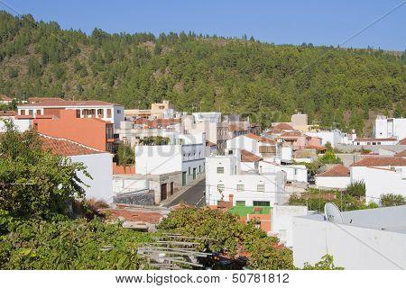 Roofs of Vilaflor, Tenerife