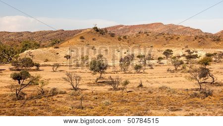 Flinders Ranges Landscape. South Australia.