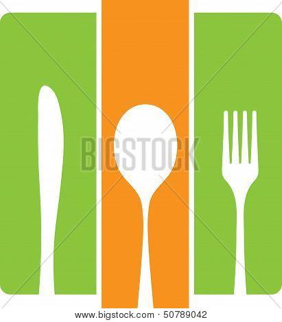 Cutlery white
