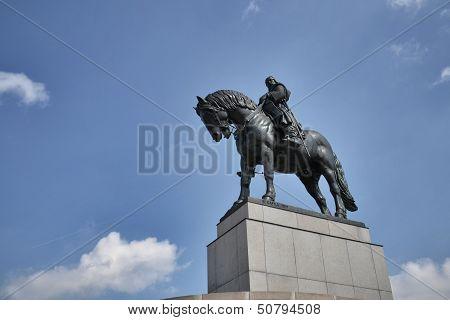 National memorial in Prague