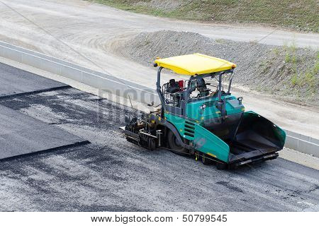 Pavement Machine Ready