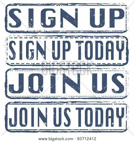 Sign Up Join Us