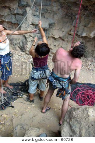 Climbing Krabi