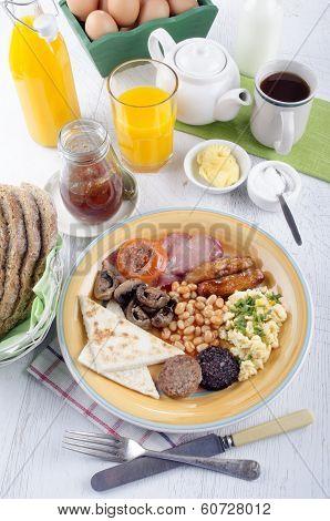 Breakfast In Northern Ireland Ulster Fry