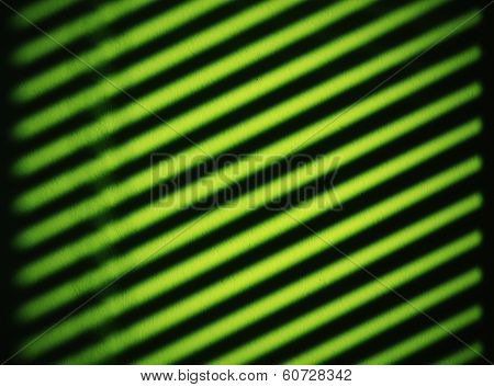 Abstract Shadow Louver