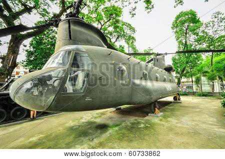 Saigon, Vietnam - June 15: Museum Of War On June 15, 2011 In Saigon (ho Chi Minh City)