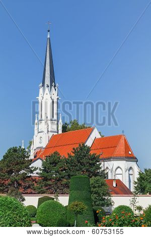 Church Maria Hietzing