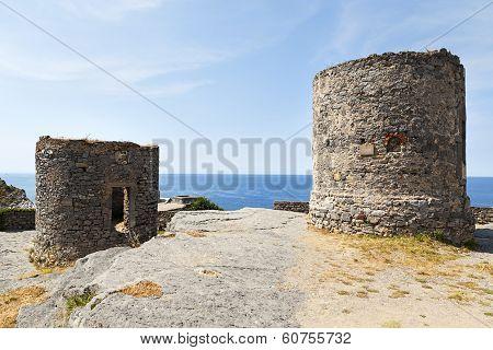Porto Venere Ruins