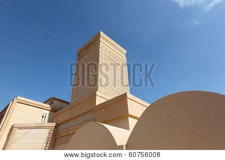 Architecture In Porto Arabia. Doha