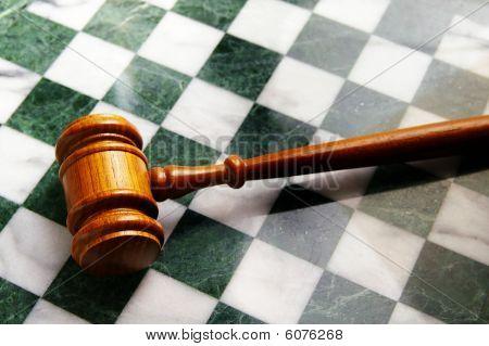 Chess Gavel