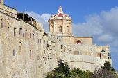 Mdina,cathedral Saint Peter and Paul