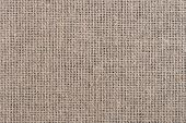 image of sackcloth  - Sackcloth material isolated on white texture  background - JPG