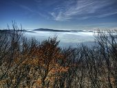 Autumn inversion