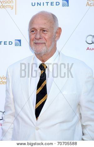 LOS ANGELES - AUG 23:  Gerald McRaney at the Television Academy's Perfomers Nominee Reception at Pacific Design Center on August 23, 2014 in West Hollywood, CA