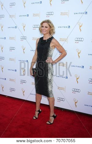 LOS ANGELES - AUG 23:  Julie Bowen at the Television Academy's Perfomers Nominee Reception at Pacific Design Center on August 23, 2014 in West Hollywood, CA