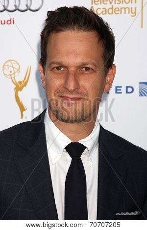 LOS ANGELES - AUG 23:  Josh Charles at the Television Academy's Perfomers Nominee Reception at Pacific Design Center on August 23, 2014 in West Hollywood, CA