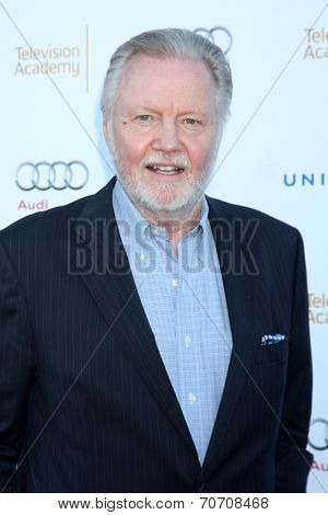 LOS ANGELES - AUG 23:  Jon Voight at the Television Academy's Perfomers Nominee Reception at Pacific Design Center on August 23, 2014 in West Hollywood, CA