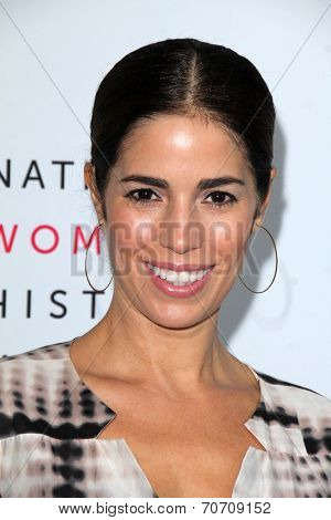 LOS ANGELES - AUG 23:  Ana Ortiz at the 3rd Annual Women Making History Brunch at Skirball Center on August 23, 2014 in Los Angeles, CA