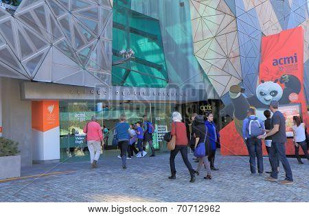 ACMI Federation Square Melbourne