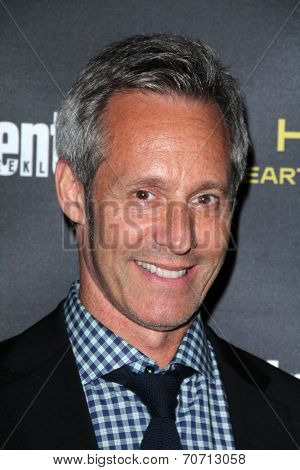LOS ANGELES - AUG 23:  Michel Gill at the 2014 Entertainment Weekly Pre-Emmy Party at Fig & Olive on August 23, 2014 in West Hollywood, CA