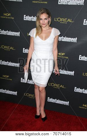LOS ANGELES - AUG 23:  Madeline Brewer at the 2014 Entertainment Weekly Pre-Emmy Party at Fig & Olive on August 23, 2014 in West Hollywood, CA