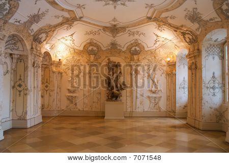 Interior Of The Hof Palace, Austria