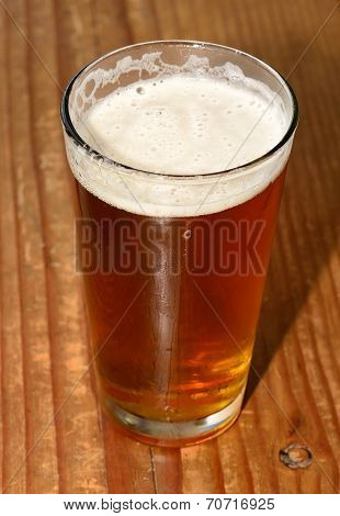 Glass Beer