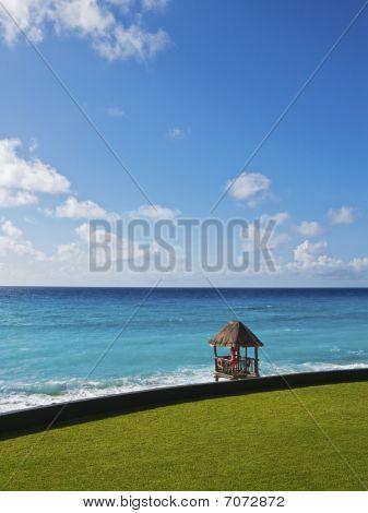 Caribbean Lifeguard Station