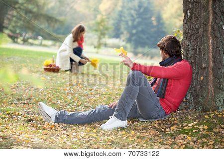 Autumn Relaxing