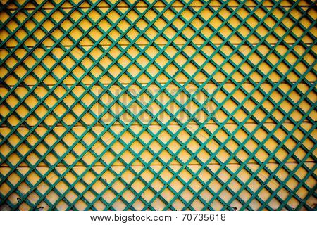 Wall Background Pattern Of Old Timber Framing House