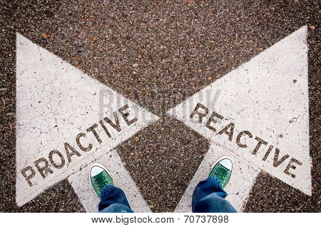 Proactive And Reactive