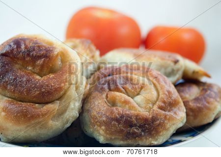 Rolled Traditional Pie